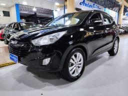 Hyundai IX35 GLS 2.0 Flex Preto 2016 (Automático + Couro)