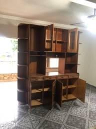 Título do anúncio: Vendo estante de madeira