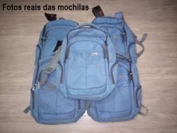Mochilas Baohua, novinhas - tenho 05 unidades (precisam trocar os zipers) - 50 reais cada