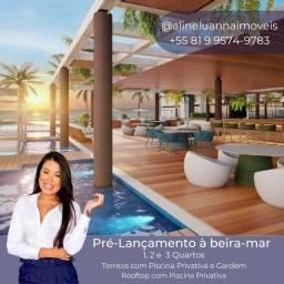 Título do anúncio: * Unico resort temático de Muro Alto - Um verdadeiro Paraiso!