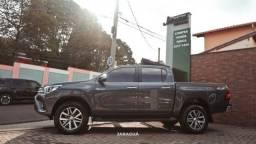 Toyota hilux 2017 2.8 srx 4x4 cd 16v diesel 4p automÁtico