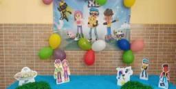 Festa decoração PK XD