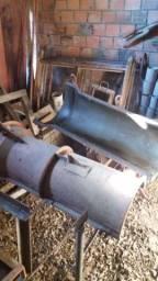 Título do anúncio: Conjunto vibratório para tubos de concreto