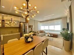 3 dormitórios nunca habitado, totalmente mobiliado e decorado