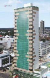 Apartamento à venda com 1 dormitórios em Manaíra, João pessoa cod:38346