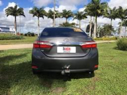 Título do anúncio: Toyota Corolla XEI Automático completo Ano 2015 pouco rodado