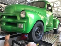 Título do anúncio: Pick-up chevrolet 3100  1954 restaurada !!!