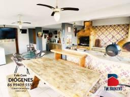 Casa no Aldebaran com 321,80m2 com 4 quartos com  mais dependência