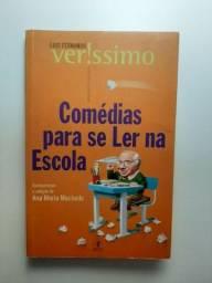 Título do anúncio: Livro - Comedias para se ler na escola