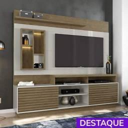 Home Eldorado Linea Brasil para TV até 65'' 4 Nichos e LED - Catálogo completo via whats