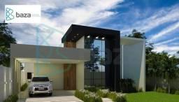 Casa com 3 dormitórios sendo 1 suíte com closet à venda, 167 m² por R$ 750.000 - Aquarela
