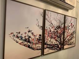 Título do anúncio: Conjunto de quadros para sala - Dry Tree