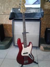 Título do anúncio: Baixo Fender Standard Jazz Bass