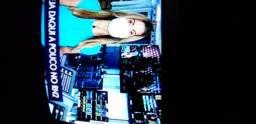 TV. Lg com controle .Perfeita com conversor  21 polegadas