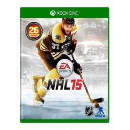 NHL 15 Xbox one semi novo.