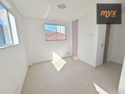 Título do anúncio: Sala para alugar, 18 m² por R$ 1.300,00/mês - Macuco - Santos/SP