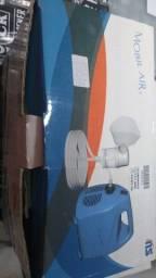 Título do anúncio: Inalador Compressor Mobil Air . R$ 110,00
