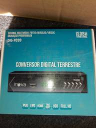 Conversor tv 100 novo inova
