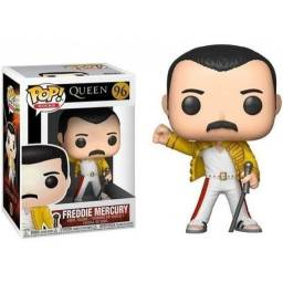 Pop Funko Freddie Mercury Queen Wembley Rainha Bohemian Rhapsody - Entrega Gratis!