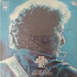 Disco de vinil usado Bob Dylan's greatest hits vol I1975