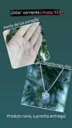 Título do anúncio: Colar Corrente (prata 925)