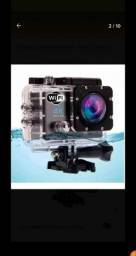 Título do anúncio: Câmera Sport Go Pro Zem