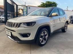 Título do anúncio: Jeep Compass Limited 2017 Muito Novo