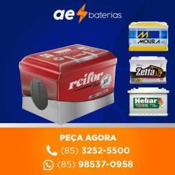 Título do anúncio: Bateria Carro Bateria Bateria crossfox Bateria prisma Bateria fox Bateria Bateria