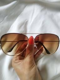 Título do anúncio: Óculos de Sol - Modelo Ray Ban Marrom - Unissex