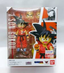 Bandai Sh Figuarts Dragon Ball Kid Goku - Original Completo