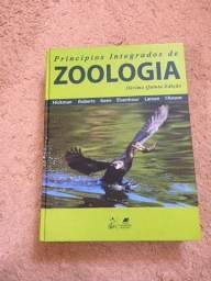 Princípios Integrados de Zoologia - Hickman. Valor: R$ 300,00
