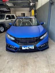Título do anúncio: Civic EX automático 2017 segundo dono