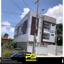 Apartamento com 2 dormitórios à venda, 34 m² por R$ 0 - Bancarios - João Pessoa/PB