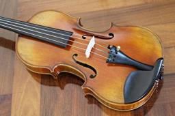Violino Artesanal Cópia Stradivari Emperor 1715