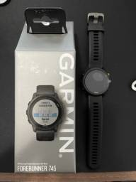 Título do anúncio: Garmin Forerunner 745 - Novo