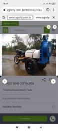 Título do anúncio: Triciclo Agrícola