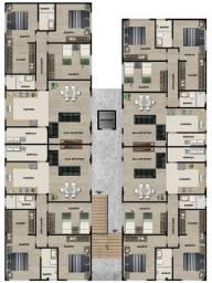 Apartamento à venda em Condomínio dandara, Mariana cod:5503