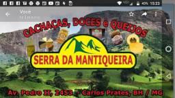 Cachaças, Queijos e Doces SERRA DA MANTIQUEIRA