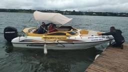 Título do anúncio: tire sua habilitação nautica para lancha e jet ski