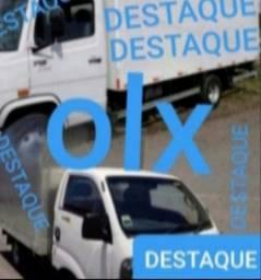 Título do anúncio: Frete destaque  Olx Barra da Tijuca, Recreio, Jacarepaguá, Vargem pequena, Vargem grande