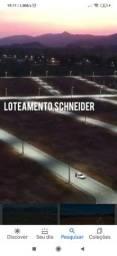 """Título do anúncio: Vendo lote 12x25 loteamento sheneider """" Ilhota SC"""