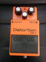 Pedal Boss Ds-1 Distortion Clássico - Usado