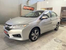 Honda - City Exl 1.5 Flex - Automatico - 2016
