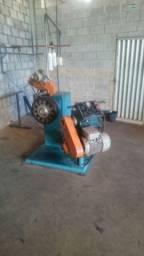 Máquinas para fazer pneus remold