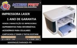 impressora laser hp multifuncional M1120