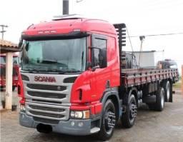 Título do anúncio: Scania P310 Bitruck 4 Eixos Carroceria
