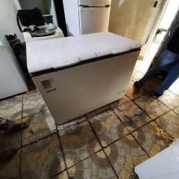 Título do anúncio: Freezer eletrolux 410 litros / 110v