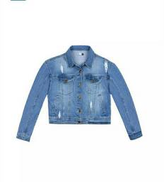 Jaqueta jeans hering P ou M