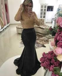 Vende-se Vestido Barbara Melo novo