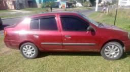 Clio sedan 1.0. Rt - 2001